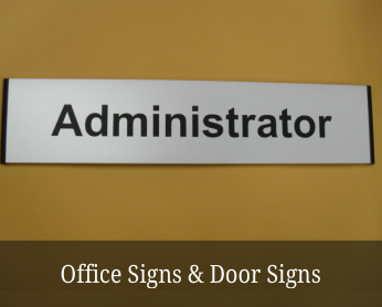 Office Signs & Door Signs