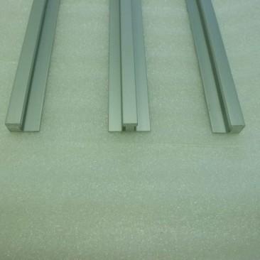 Aluminium frame & divider