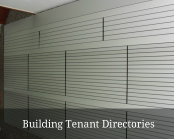 Building Tenant Directories