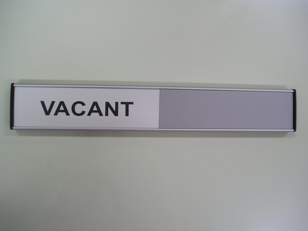 Conference Room Signs Occupied