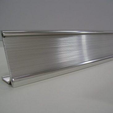 Desk Stand Rib Silver 2